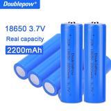 Doublepow – batterie lithium rec...