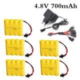 Batterie Rechargeable 4XAA téléc...