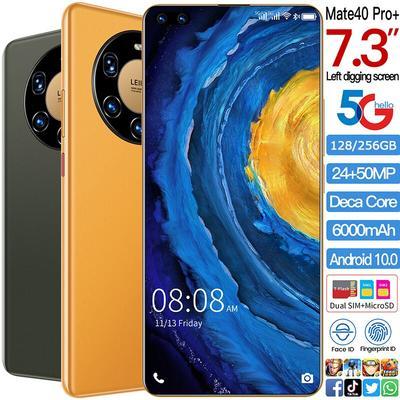 Téléphone portable Mate40 Pro+, ...