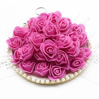 Ours en peluche de Roses en mous...