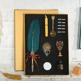 Luxe stylo plume ensemble Vintag...