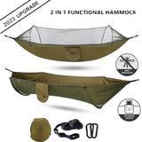 Hamac de Camping avec moustiquai...