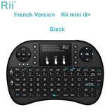 Rii i8+mini clavier sans fil aze...