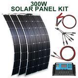 Kit de panneaux solaires et 300w...