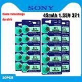 Sony – batterie de montre en oxy...