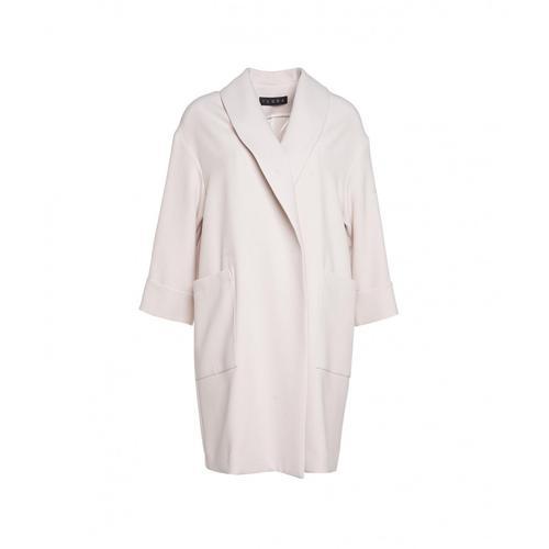 Kaos Damen Mantel Weiß