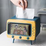 Boîte à mouchoirs TV créative 2 ...