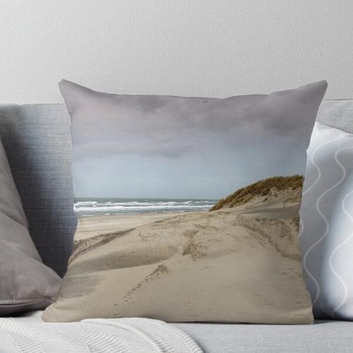 Strand Texel Kissen