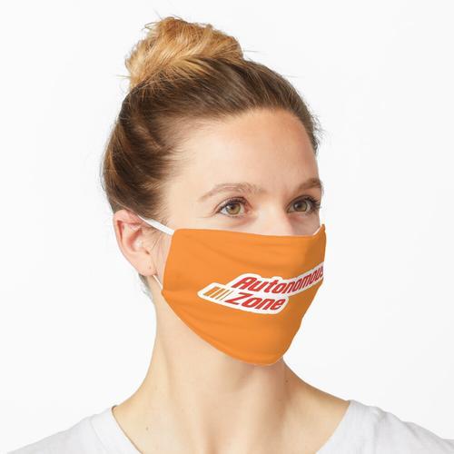 Holen Sie sich in die Zone - Autonome Zone Maske
