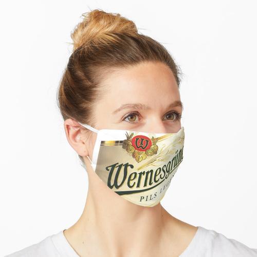 wernesgruner Maske