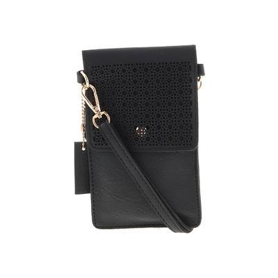 Sesto - Sesto Crossbody Bag: Black Solid Bags