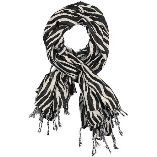 Rock Daddy Zebra Halstuch Tuch - schwarz weiß
