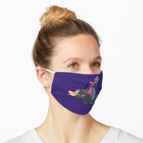 Flügelloser Sprinter Maske
