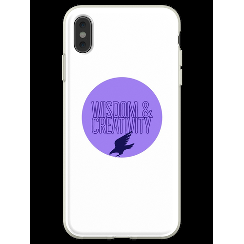 Ravenclaw Flexible Hülle für iPhone XS Max