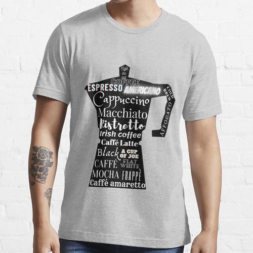 Welcher Kaffee? Essential T-Shirt