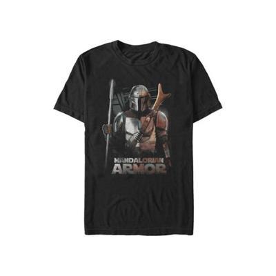 Star Wars The Mandalorian Black Star Wars The Mandalorian MandoMon Episode 7 No No Graphic T-Shirt