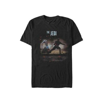 Star Wars The Mandalorian Black Star Wars The Mandalorian MandoMon Episode 5 Found Graphic T-Shirt