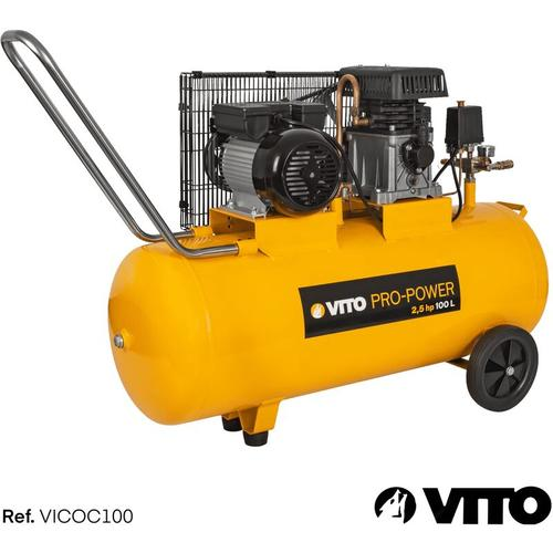 Kompressor 100L 8 -12 bar 230V - Vito