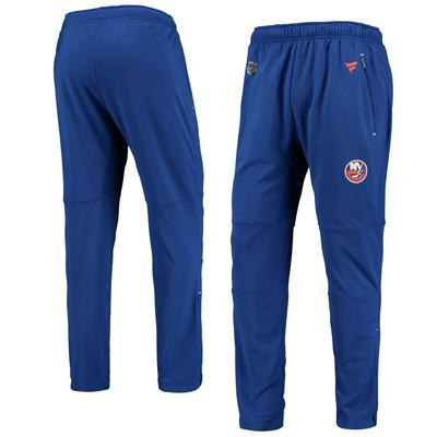 New York Islanders Fanatics Branded Authentic Pro Rink Jogger Pants – Royal