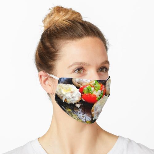 Tomaten und Kartoffeln Maske