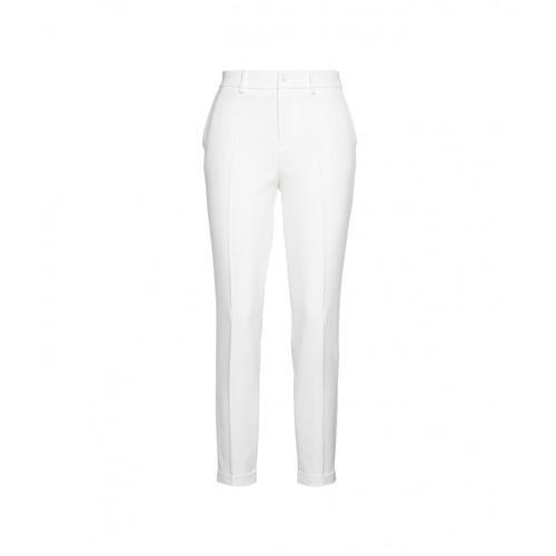 Liu Jo Damen Hose New York Luxury Weiß