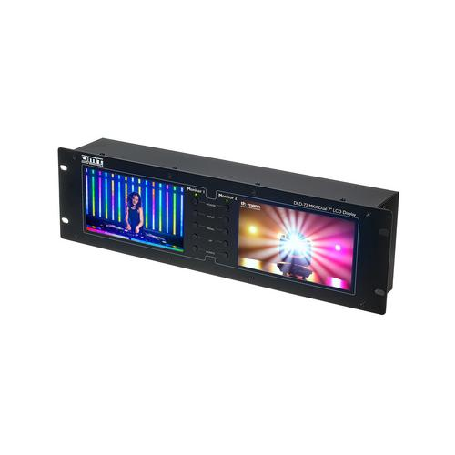 "DMT DLD-72 MKII Dual 7"" Display"
