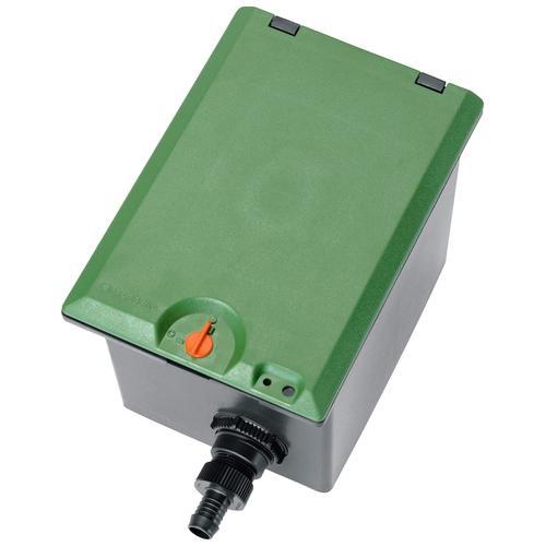GARDENA Bewässerungssteuerung Ventilbox V1, 01254-20, für 1 Bewässerungsventil grün Bewässerungssysteme Bewässerung Garten Balkon