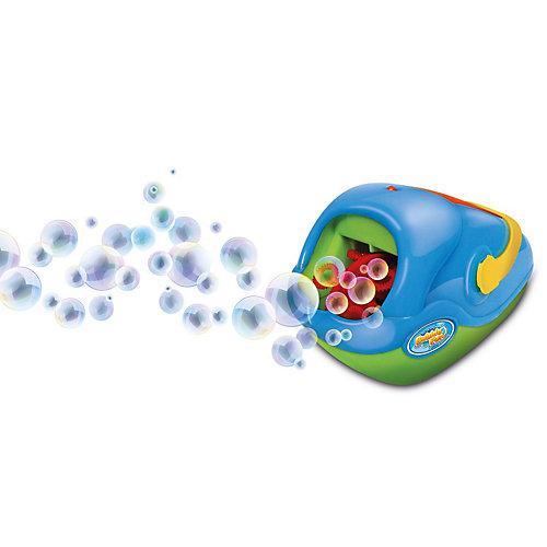 Bubble Maker Seifenblasenmaschine Seifenblasen mehrfarbig