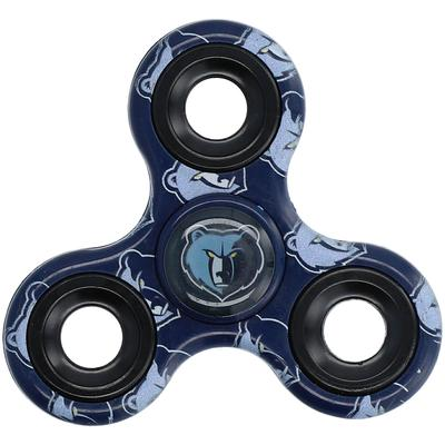 """""""FOCO Memphis Grizzlies 3-Way Fidget Spinner"""""""