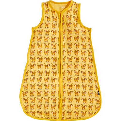 Schlafsack Musselin, gelb, Gr. Größe 01