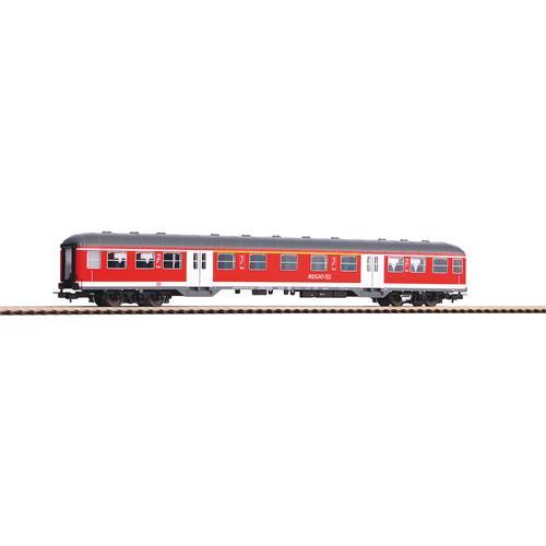 PIKO Personenwagen Nahverkehrswagen n-Wagen 1./2. Klasse, (57676) rot Kinder Loks Wägen Modelleisenbahnen Autos, Eisenbahn Modellbau