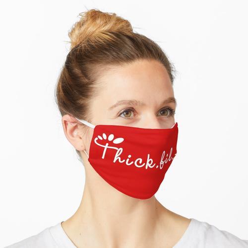 dickes Fil a Maske