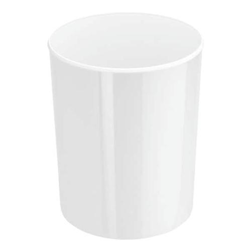 Design-Papierkorb »i-Line« 20 Liter weiß, HAN, 28.3x34x25.7 cm
