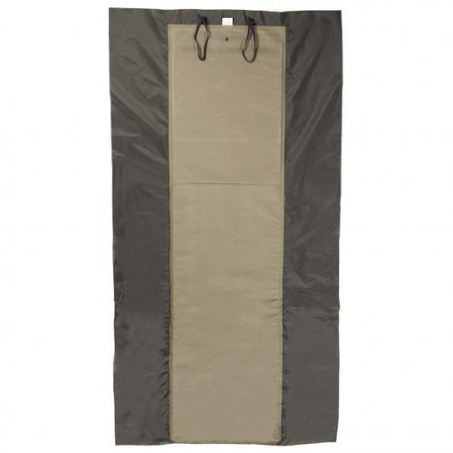 SAVOTTA - FDF Sleeping Pad - Isomatte Gr One Size Schwarz/Grau/Beige/Oliv