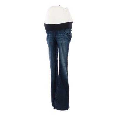 Indigo Blue Jeans - Elastic: Blu...