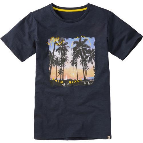 T-Shirt California, blau, Gr. 176/182