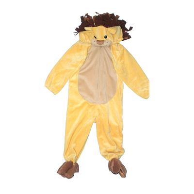 Koala Kids Costume: Yellow Solid Accessories - Size 2Toddler