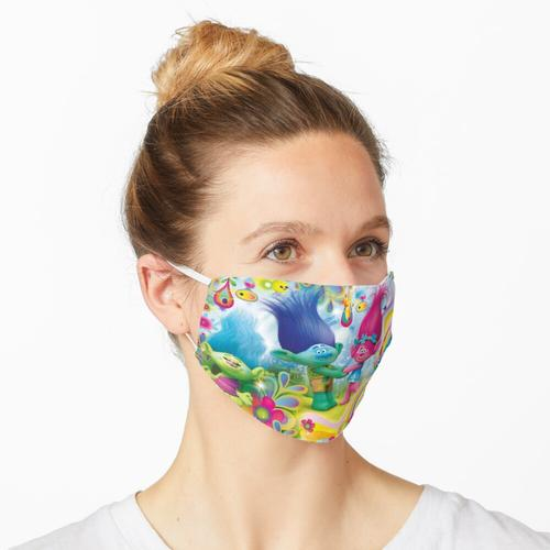 Sommertrolle Maske