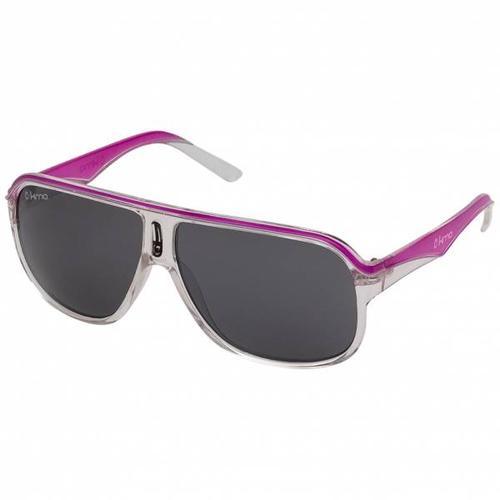 MSTRDS KMA Racer Shades UV400 Sport Sonnenbrille 10265 clear magenta