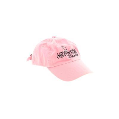 Gander Mtn Baseball Cap: Pink Ac...