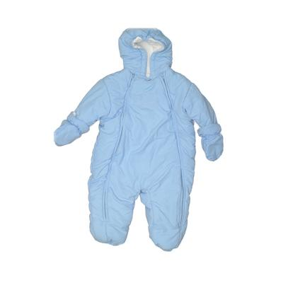 Sesame Street One Piece Snowsuit: Blue Sporting & Activewear - Size 6-9 Month