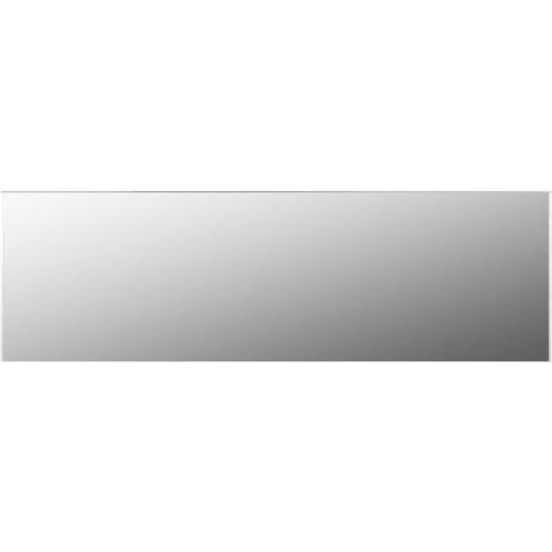YOUTHUP Rahmenloser Spiegel 150x50 cm Glas