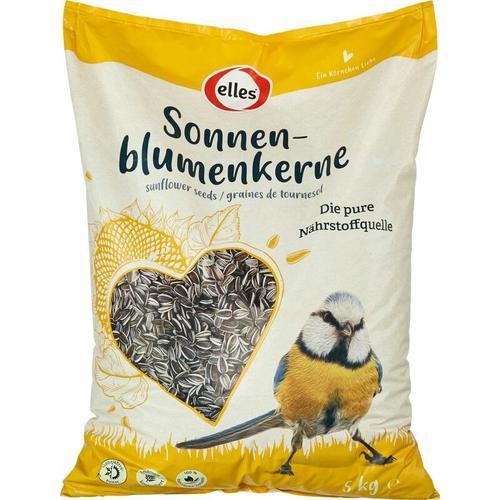 Sonnenblumenkerne 5 kg Beutel - Elles