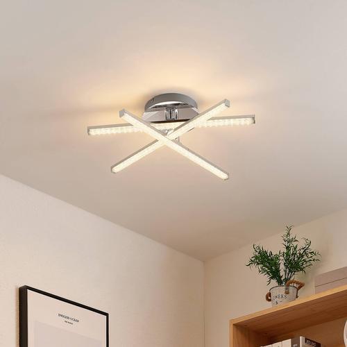 Lindby Kacper LED-Deckenleuchte, RGB-Farbwechsel