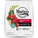 Nutro Natural Choice Adult Beef & Brown Rice Recipe Dry Dog Food, 12-lb bag