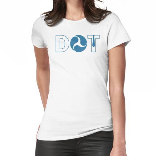 DOT Verkehrsministerium Frauen T-Shirt