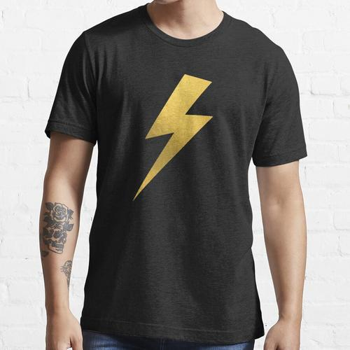 Gold Blitz - Goldfolie Essential T-Shirt
