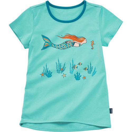 T-Shirt Meerjungfrau, türkis, Gr. 140/146