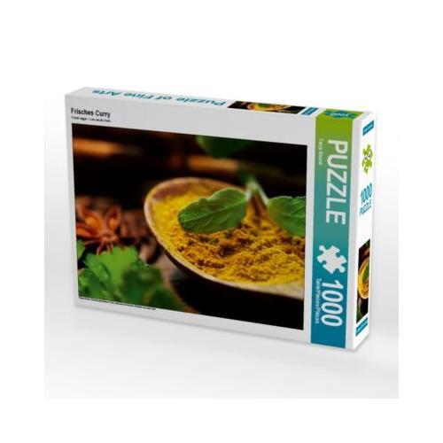 Frisches Curry Foto-Puzzle Bild von Tanja Riedel Puzzle