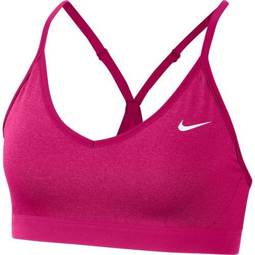 Nike INDY BH Damen in fireberry-fireberry-fireberry-white, Größe XL